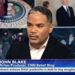 "John Blake wrote a book called, ""Children of the Movement"""