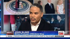 "John Blake is the author of the book, ""Children of the Movement"""